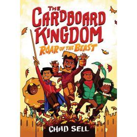 Roar of the Beast: The Cardboard Kingdom, Book 2 (Paperback)