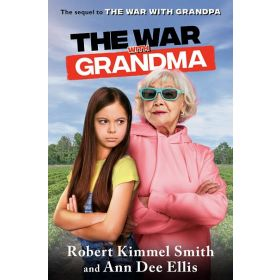 The War with Grandma: The War with Grandpa, Book 2 (Hardcover)