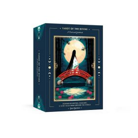 Tarot of the Divine: A Deck and Guidebook Inspired by Deities, Folklore and Fairt Tales from Around the World (AO SPCL) (Card Deck)