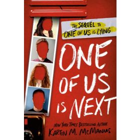 One of Us Is Next: One of Us is Lying Series, Book 2, Export Edition (Paperback)