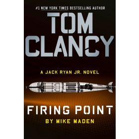 Tom Clancy Firing Point: A Jack Ryan Jr. Novel (Hardcover)