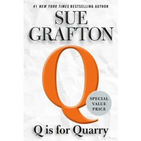 Q is for Quarry: A Kinsey Millhone Novel, Book 17 (Paperback)