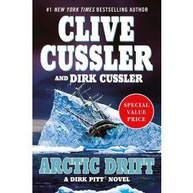 Arctic Drift: Dirk Pitt Adventure, Book 20 (Paperback)