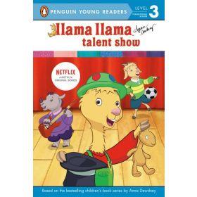 Llama Llama Talent Show: Penguin Young Readers, Level 3 (Paperback)
