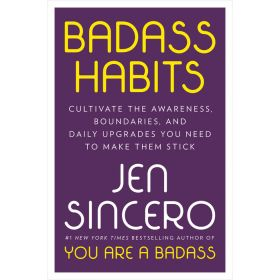 Badass Habits, Export Edition (Paperback)