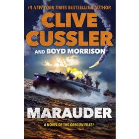 Marauder: The Oregon Files, Book 15 (Paperback)