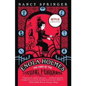 Enola Holmes: The Case of the Missing Marquess (Paperback)