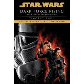 Dark Force Rising: Star Wars: The Thrawn Trilogy - Legends, Book 2 (Paperback)