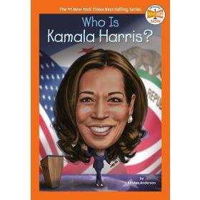 Who Is Kamala Harris? (Paperback)