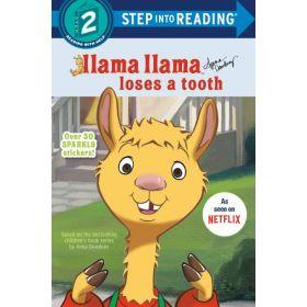 Llama Llama Loses a Tooth: Step into Reading, Step 2 (Paperback)