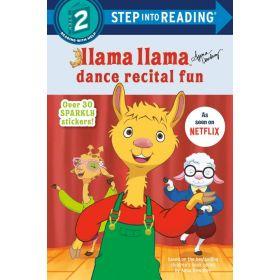 Llama Llama Dance Recital Fun: Step into Reading, Step 2 (Paperback)