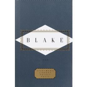 Blake: Poems, Everyman's Library Pocket Poets Series (Hardcover)