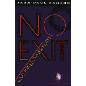 No Exit and Three Others Plays (Paperback)