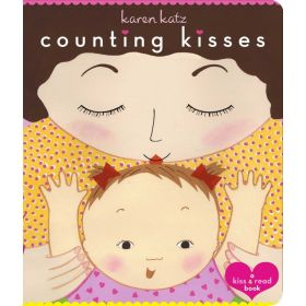 Counting Kisses (Board Book)