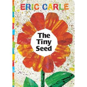 The Tiny Seed, The World of Eric Carle (Board Book)