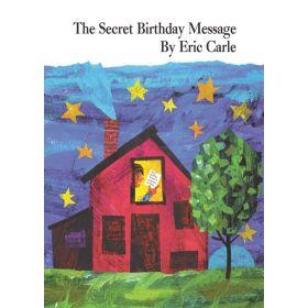 The Secret Birthday Message (Board Book)