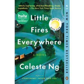 Little Fires Everywhere: A Novel (Paperback)