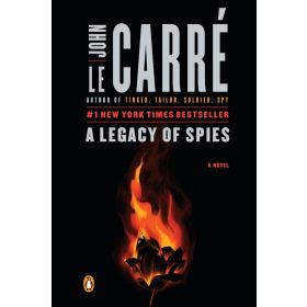 A Legacy of Spies (Paperback)