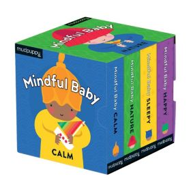 Mindful Baby, Boxed Set (Board Book)