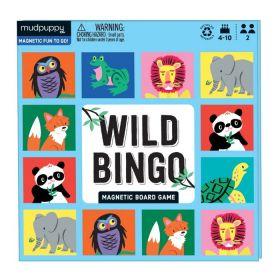 Wild Bingo Magnetic Board Game