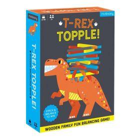 Mudpuppy: T-Rex Topple! Balancing Game
