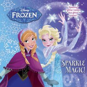 Disney Frozen: Sparkle Magic! (Paperback)