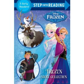 Frozen: Frozen Story Collection, Step into Reading (Paperback)
