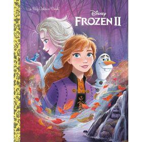 Disney Frozen 2: Big Golden Book (Hardcover)