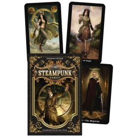 The Steampunk Tarot, Boxed Kit (Cards)