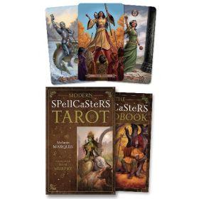 Modern Spellcaster's Tarot, Boxed Kit (Cards)