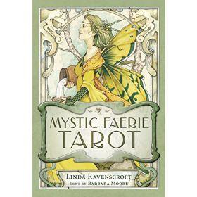 Mystic Faerie Tarot Deck (Cards)