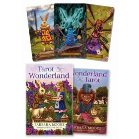 Tarot in Wonderland (Cards)