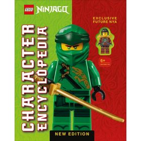 LEGO Ninjago: Character Encyclopedia, New Edition (Hardcover)