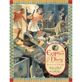 Egyptian Diary (Hardcover)