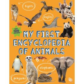 My First Encyclopedia of Animals, Kingfisher First Reference (Paperback)