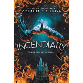 Incendiary: Hollow Crown, Book 1 (Paperback)
