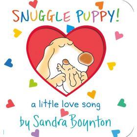 Snuggle Puppy!: A Little Love Song, Boynton on Board Series (Board Book)