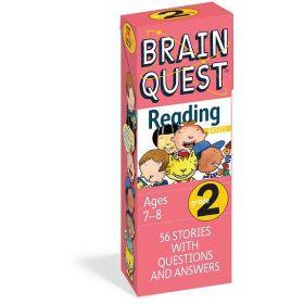 Brain Quest: Grade 2 Reading (Cards)
