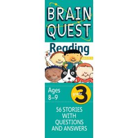 Brain Quest: Grade 3 Reading (Cards)