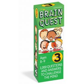 Brain Quest: Grade 3, Revised 4th Edition (Cards)