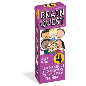 Brain Quest: Grade 4, Revised 4th Edition (Cards)
