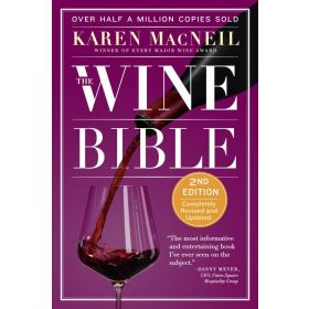 The Wine Bible, 2nd Edition (Paperback)