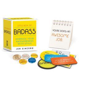 Little Box of Badass, Mini Kit (Mixed Media)