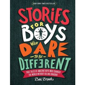 Stories for Boys Who Dare to Be Different (Hardcover)