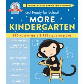 Get Ready For School: More Kindergarten (Hardcover)