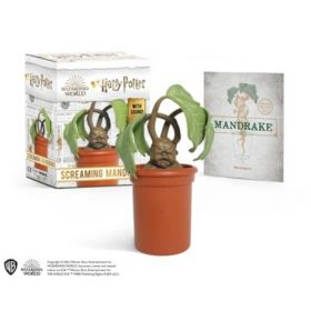 Harry Potter Screaming Mandrake, With Sound! RP Minis (Mixed Media Product)
