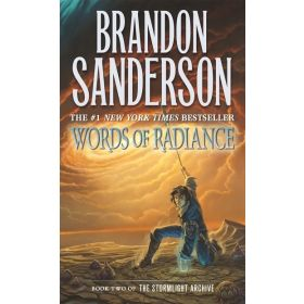 Words of Radiance, Stormlight Archive Book 2 (Mass Market)
