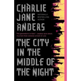 The City in the Middle of the Night (Paperback)