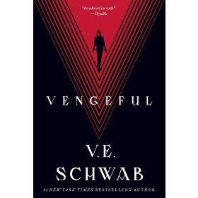 Vengeful: Villains, Book 2 (Paperback)