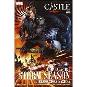 Castle: Richard Castle's Storm Season (Hardcover)